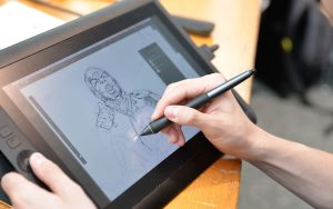 HOW TO CLEAN A DRAWING TABLET