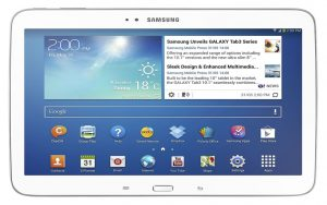 How to Copy and Paste on a Samsung Tablet