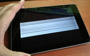 How to Fix Lines on Tablet Screen